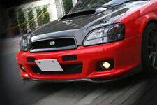 "Front lip (Splitter) ""K2GEAR"" S401 for Subaru Legacy B4 BE5/BH5"