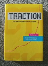 Traction : A Startup Guide to Getting Customers - Weinberg Mares 2014 hd w dj vg