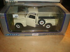 Welly  1/18  1953 Chevrolet Pick up truck       MIB