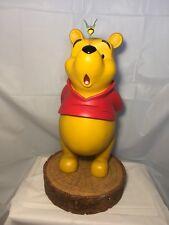 "Disney Winnie the Pooh 21"" Big Fig Figurine Bumblebee   HTF RARE"