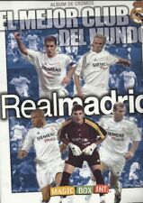 El Mejor Club del Mundo Real Madrid - Magic Box Int. Album COMPLETE