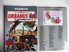 Urbanus nr 103  Standaard Uitgeverij   2003
