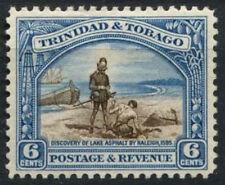 Trinidad and Tobago (until 1962) Postage Stamps