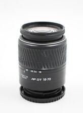 Minolta Konica AF DT Zoom 18-70 F. 3,5/5,6 for Minolta Sony garanz 6 M