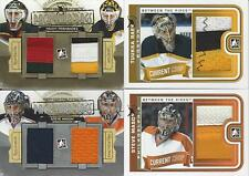 2013-14 IN THE GAME BETWEEN THE PIPES STEVE MASON GAME USED JERSEY