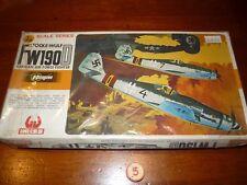 HASEGAWA - AEREO - F W 190 D FOCKE WULF - GERMANI  - SCALA 1:72 - NUOVO ART. 105