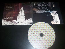 """Whispers For Wolves """"Language Of The Dards"""" CD digipak Boring Machines – BM006"""