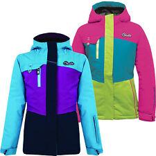 Dare2b Snowdrift Girls Ski Jacket Waterproof Insulated Coat