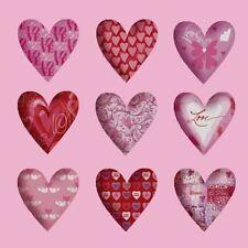Manteles individuales de color principal rosa