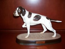 Beswick English Pointer Porcelain Figurine - Vintage