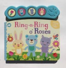 Little Learners Ring-a-Ring O'Roses: Sound and Light by Parragon (Board book)