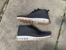 Nike Air Max 360 Woven Boot Black / Gum Sole UK 10 / 1 90 95 ultra