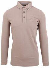 VAN SANTEN & VAN SANTEN Sweatshirt Shirt Polo Größe M 100% Baumwolle Brusttasche