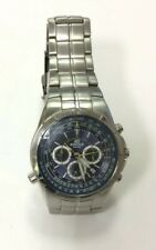 Casio Edifice EF-518 Chronograph Stainless Steel Men's Watch