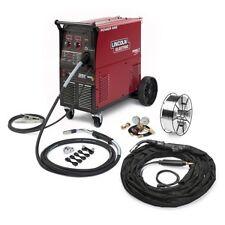 LINCOLN - POWER MIG 350MP MIG WELDER ALUMINUM ONE-PAK (AUTO) - K4023-2