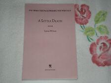 A LITTLE DEATH by LAURA WILSON     -ARC-    -JA-