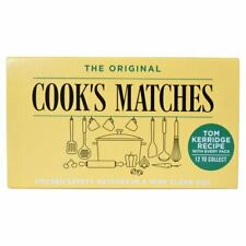 More details for the original cook's matches kitchen safety wipe clean box genuine