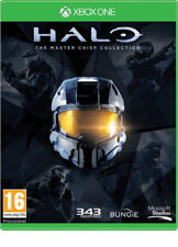 HALO THE MASTER CHIEF COLLECTION XBOX ONE BRAND NEW FAST DELIVERY!