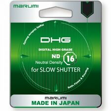 Marumi 58mm DHG ND16 Neutral Density Filter - DHG58ND16