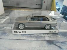 BMW M3 E30 Sport 1988 grau grey Norev Jet SONDERPREIS SP 1:43