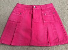 GUESS Pink MINI SKIRT 10 Years Girl, Used Excellent Condition
