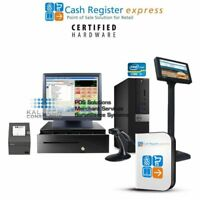 PC America Cash Register Express/ Restaurant Pro Express CRE/RPE