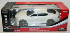 XQ Toys 1/18 Scale Radio Control Model Car - Bentley Continental GT Speed -White