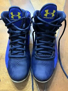UNDER ARMOUR-BOYS SHOES 5Y