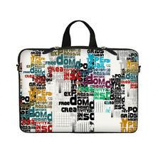 """15"""" 15.6"""" Laptop Computer Sleeve Case Bag w Hidden Handle 2820"""