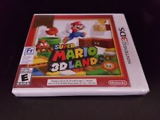 Super Mario 3D Land [Nintendo Selects] [3DS] [Nintendo 3DS] [2018] [Brand New!]