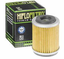 HF143 HIFLOFILTRO OIL FILTER YAMAHA TIMBERWOLF MOTO-4 TRI-MOTO BRUIN
