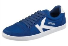 Kappa sneaker KOREA LOW Unisex Schuhe Sportschuh Turnschuhe Leder Canvas Blau 38