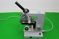 Leitz Wetzlar Sm-LUX Microscopio de laboratorio +3 objetivos 40/0.65 170/0.17