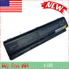 Battery for HP Pavilion DV4 DV5 DV6-1000 CQ40 CQ60 CQ61 484170-001 HSTNN-LB72 US