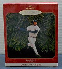 """1999 Hallmark - KEN GRIFFEY JR - #4 Release in """"At the Ballpark"""" Series(MIB)"""