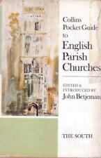 Collins Pocket Guide To English Parish Churches(Hardback Book)John B-Good