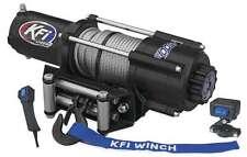 New KFI Wide 4500 lb Winch & Mount 2013-2015 John Deere Gator RSX 850i