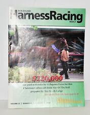 New Zealand Harness Racing Weekly Magazine~Standardbred Harness Racing Feb.2008
