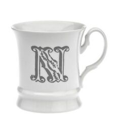 Letter, Tazza Mug N, Porcellana, Maxwell & Williams
