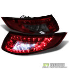 2005-2008 Porsche 911 997 Carrera 4/S/4S LED Red Smoke Tail Lights Lamps