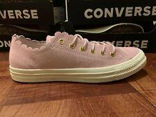 Converse CTAs OX Pink Foam/Egret Women's shoes size 9.5. Flexible Price!!