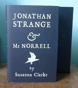 SIGNED Limited Edition 1st Print Jonathan Strange & Mr Norrell Susanna Clarke HB