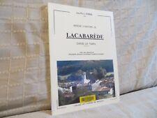 abrégé d'histoire de Lacabarède dans le Tarn par Ferrer