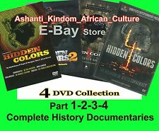 Hidden Colors Series : Volumes 1, 2, 3, 4 Collection KING FLEX - NEW