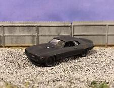 1969 Chevy Camaro Rusty Weathered Barn Find Custom 1/64 Diecast Car Rust M2