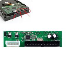 SATA VERS IDE PATA convertisseur adaptateur & Play 7 + 15 broches disque DVD FQ