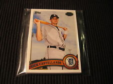 2011 TOPPS PRO DEBUT DETROIT TIGERS TEAM SET 17 CARDS