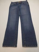 Numero Uno Womens Size 28/6 Straight Fit Blue Jeans Great Condition