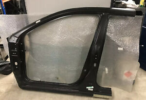 Nissan Qashqai J11 14-17 Nearside Passenger Body Side Panel DoorFrame G60334EAMA