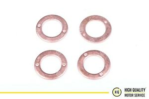 Top Injector Washers for Caterpillar, Perkins, 131426230, 404C-22, C2.2, 3024/C